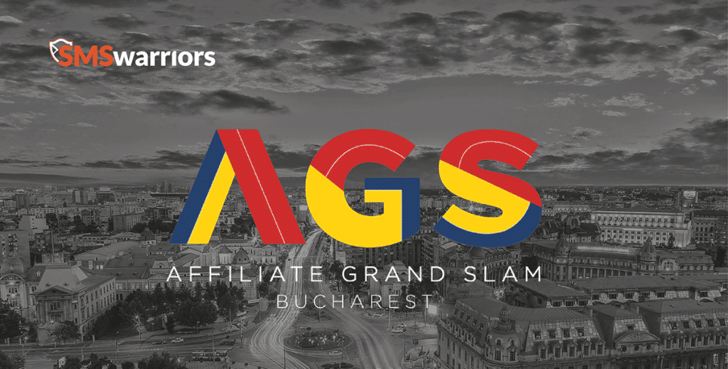 SMSwarriors at Affiliate Grand Slam AGS 2017