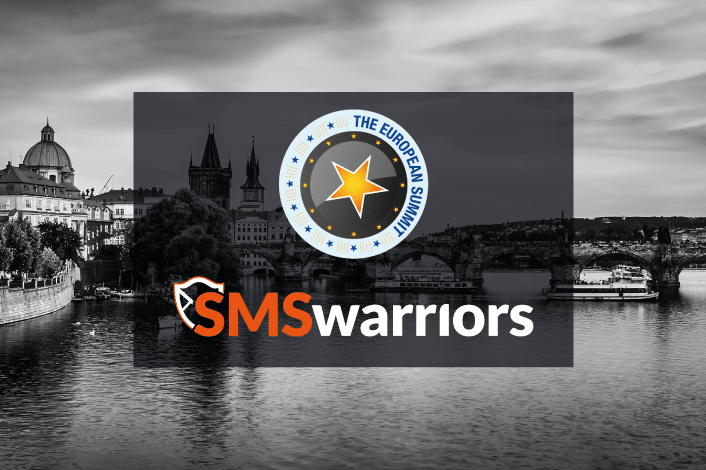 SMSwarriors at the European Summit Prague 2017