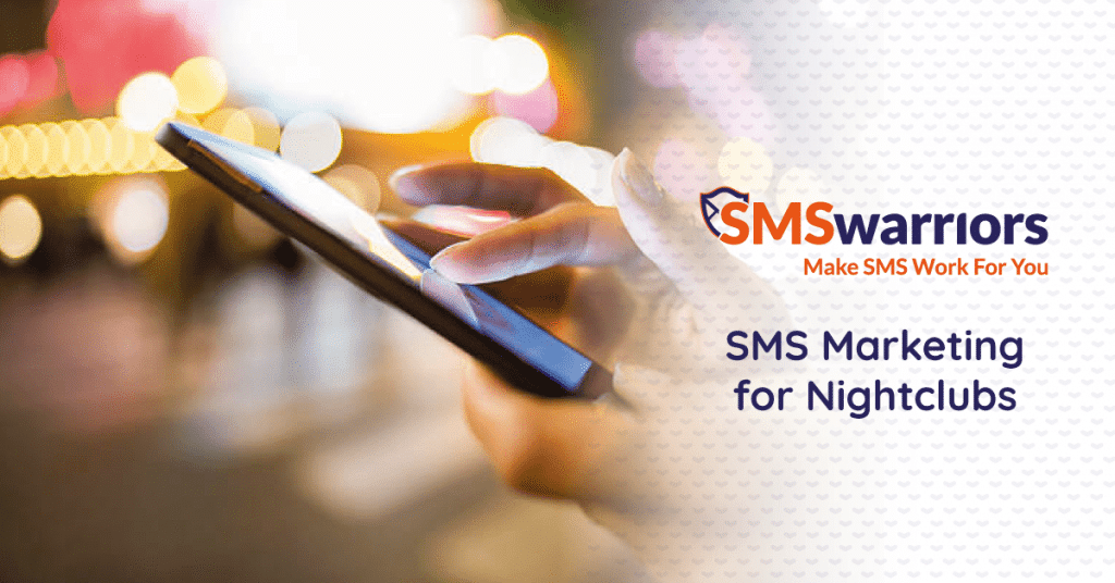SMSwarriors SMS Marketing for Nightclubs
