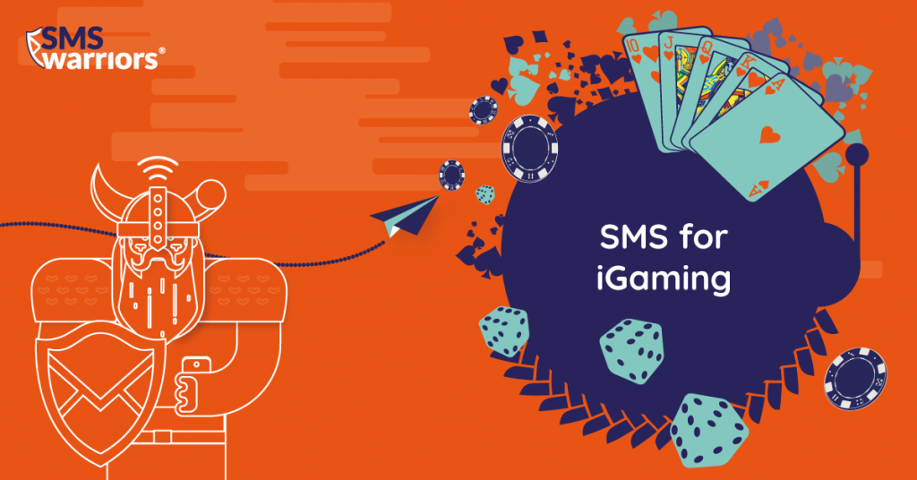 SMSwarriors SMS Marketing for iGaming