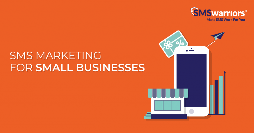 SMSwarriors SMS Marketing for small businesses