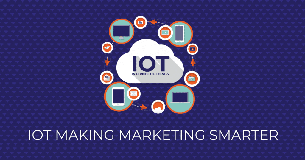 SMSwarriors: IoT (Internet of Things) and Marketing