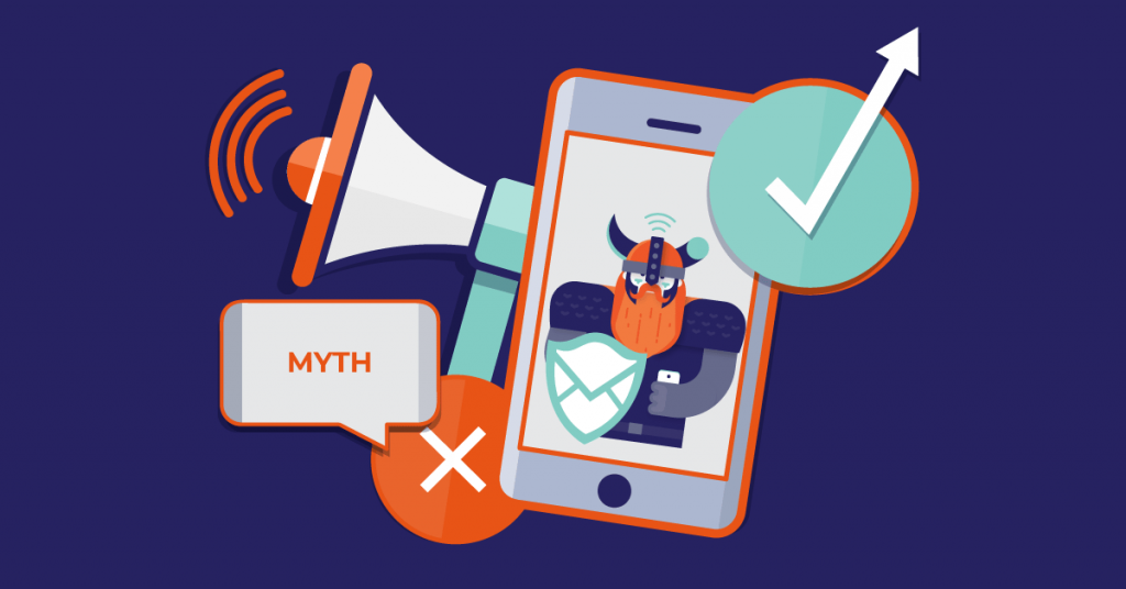 SMSwarriors: SMS Marketing Myths Busted